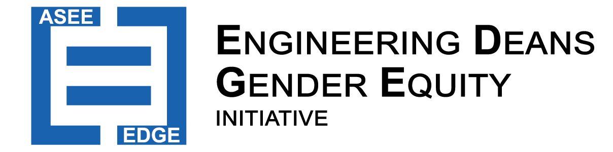 The Engineering Dean's Gender Equity (EDGE) Initiative